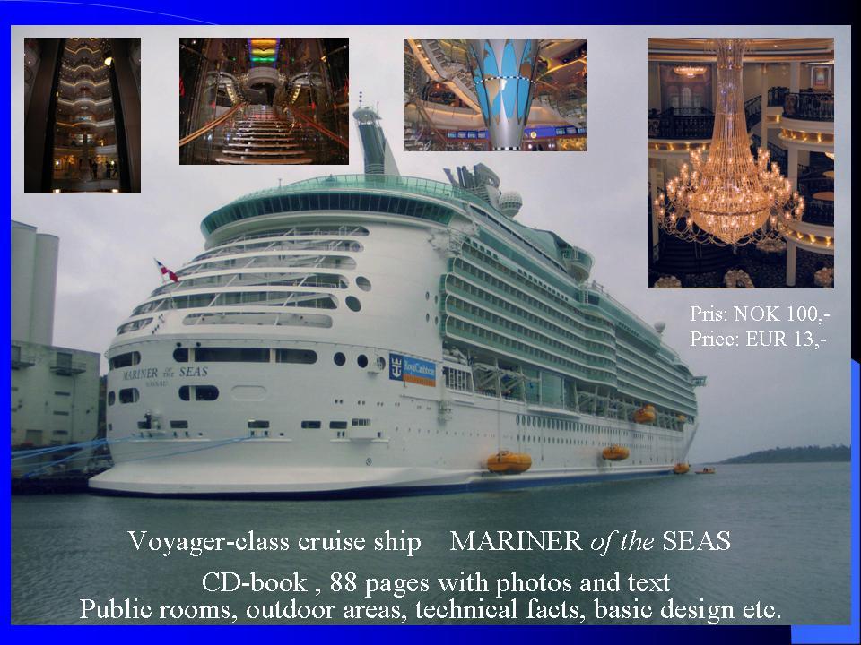 Cruiseship - Queen of the seas cruise ship
